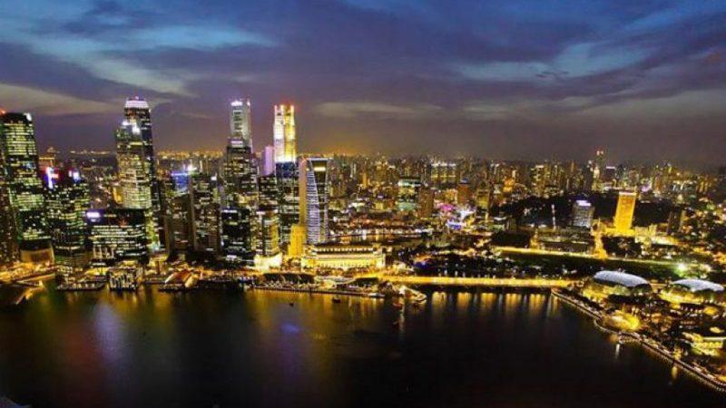 время полета Москва Сингапур
