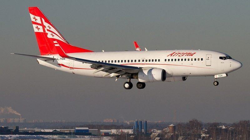 сколько лететь до Тбилиси из Москвы