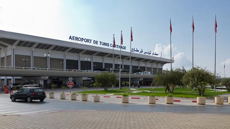 Время полета Санкт-Петербург-Тунис