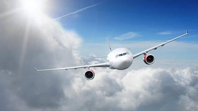 Сколько весит самолет