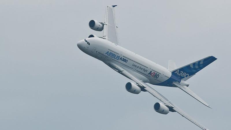Сколько весит Аэробус А380