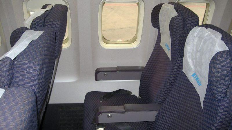 схема салона боинг 737 500