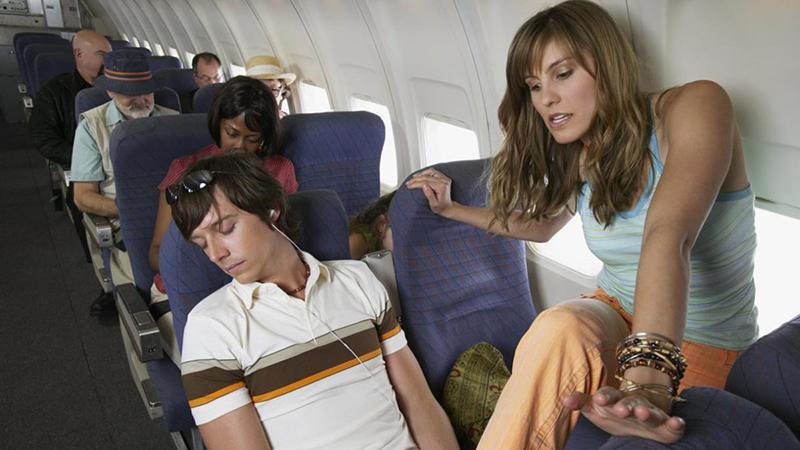 """Как удачно выбрать место в самолете """"S7"""""""