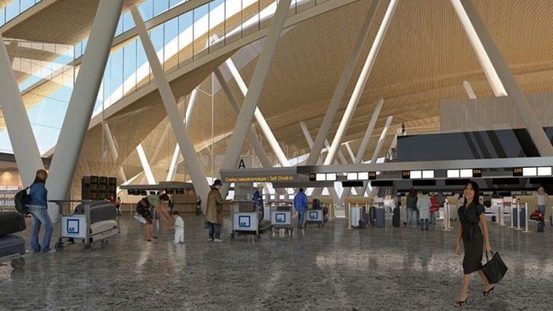 кто строит аэропорт «Южный» в Ростове-на-Дону