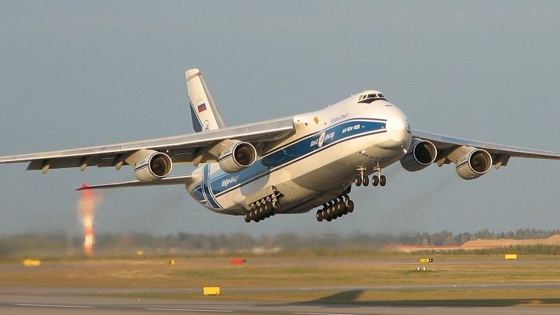 грузоподъемность самолета Руслан