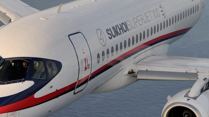 фото самолетов компании Россия