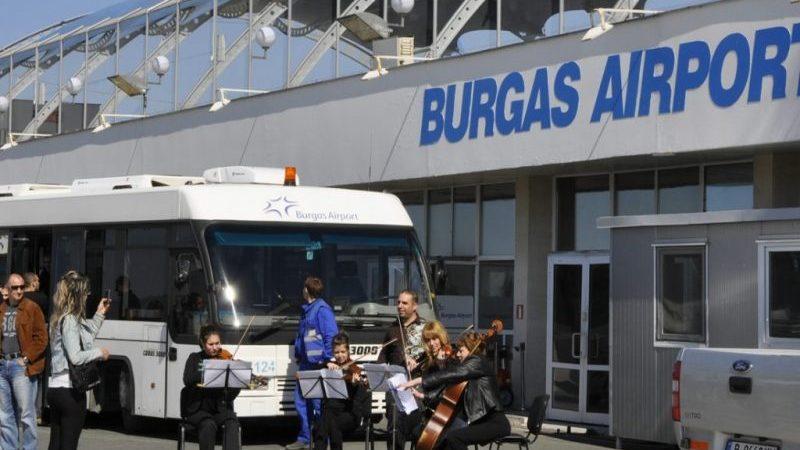 сколько лететь из Екатеринбурга до Болгарии
