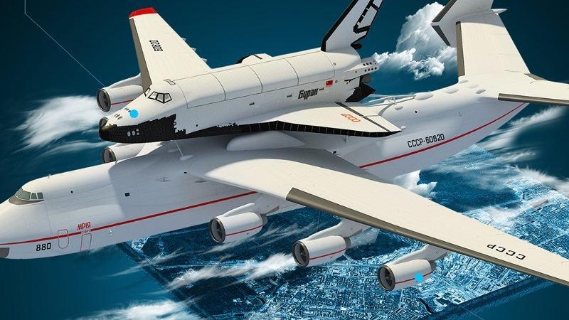 какой самолет больше «Мрия» или «Руслан»