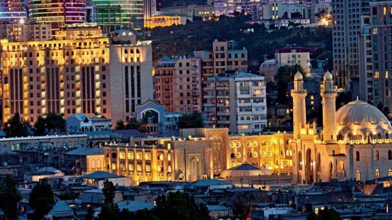 сколько лететь до Баку из Москвы