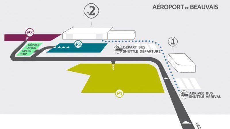 аэропорт Бове как добраться до Парижа