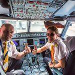Женщина-пилот самолета: перспективы