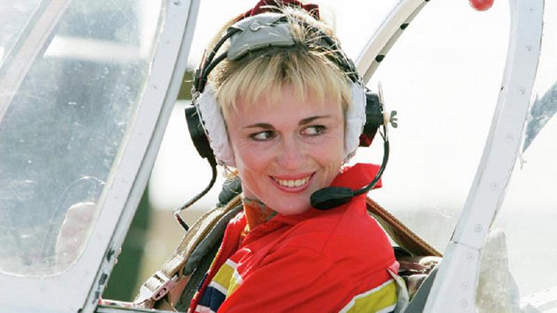 Женщина-пилот самолета: достижения