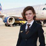 """Женщины-пилоты """"Аэрофлота"""""""