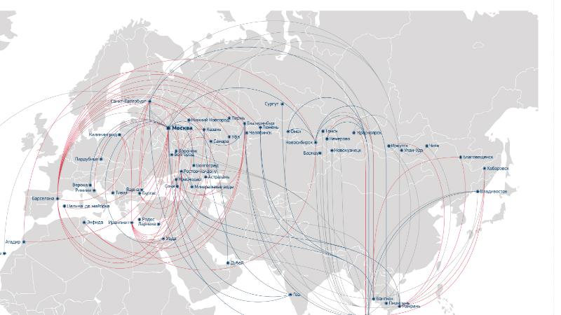 самолеты Азур Эйр (Azur Air)