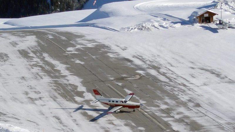 видео самые опасные аэропорты мира3