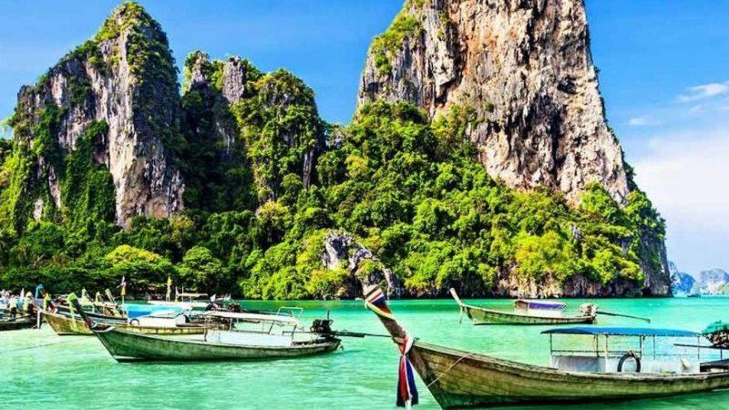 сколько лететь до Таиланда из Санкт Петербурга