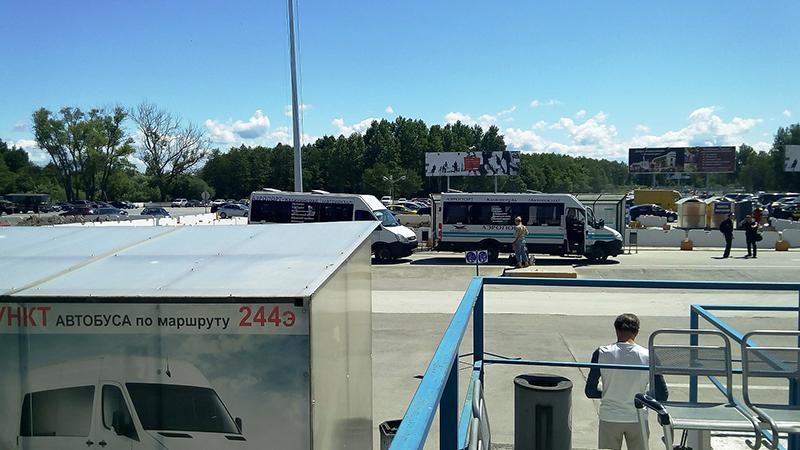 Автобусы из аэропорта Храброво: расписание и маршруты