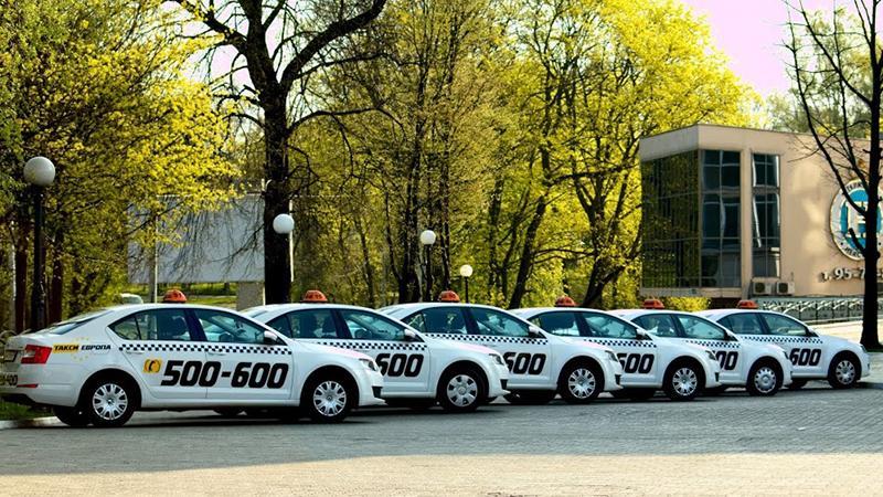 Как доехать в центр города из Храброво на такси