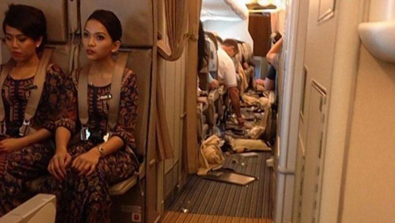 опасна ли турбулентность для самолета