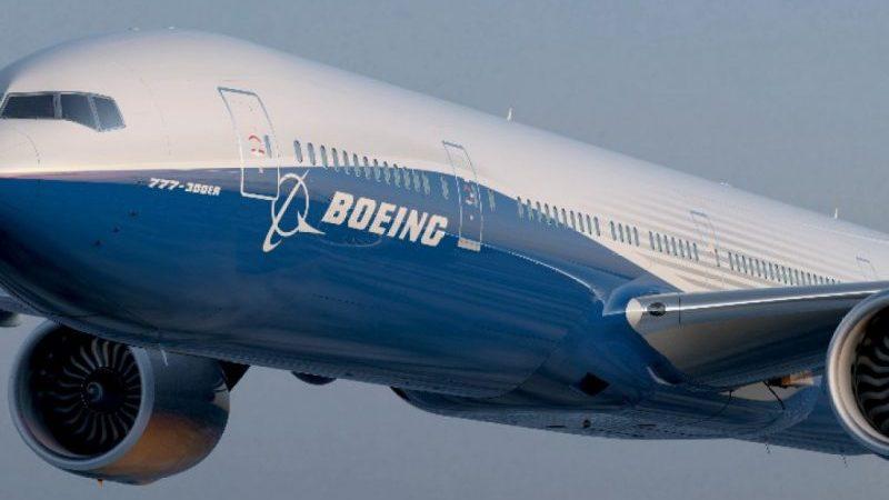 вместимость пассажиров Боинг 7772