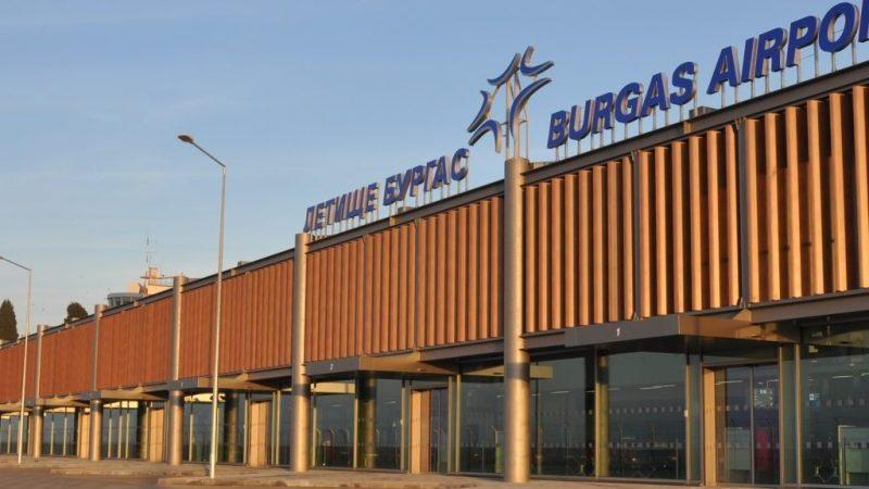 Москва Бургас время полета