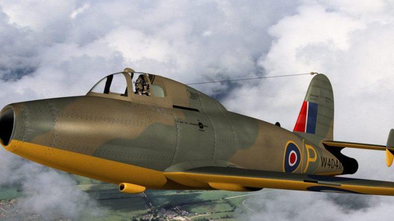 первый реактивный пассажирский самолет