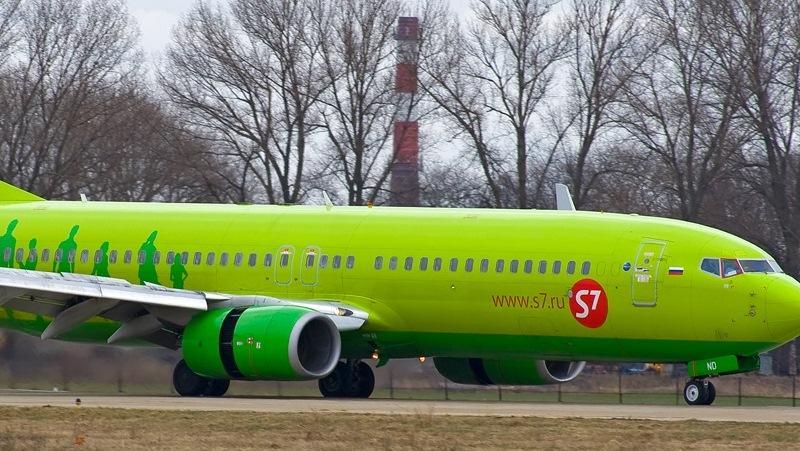 боинг 737 800 схема салона s7 лучшие места
