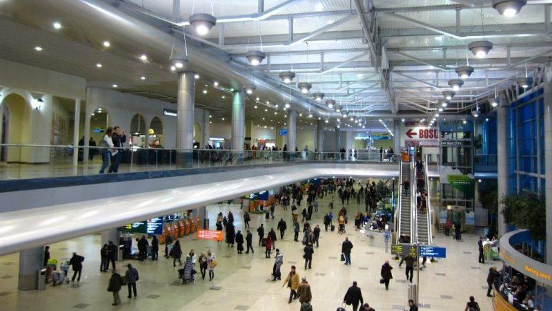 аэропорт DME расшифровка