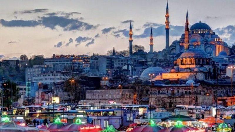 сколько лететь из Москвы до Турции прямым рейсом