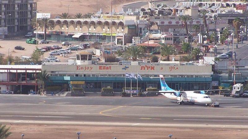 сколько аэропортов в Израиле