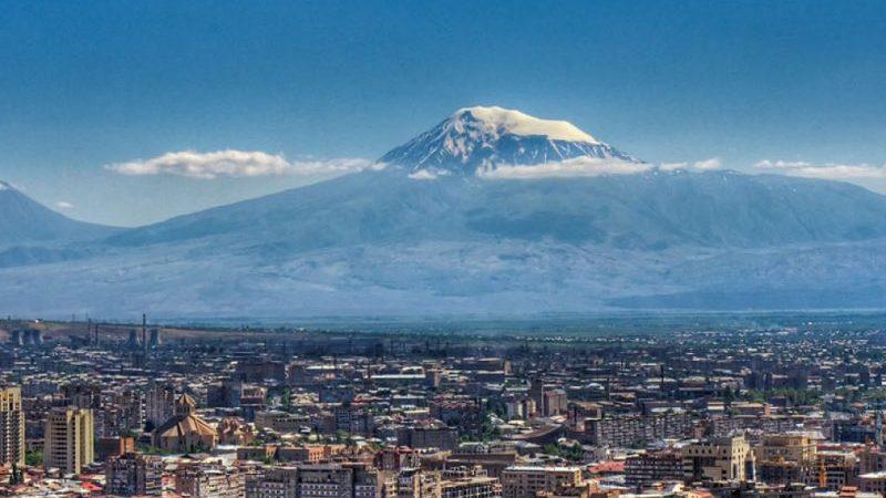 сколько лететь до Еревана из Москвы