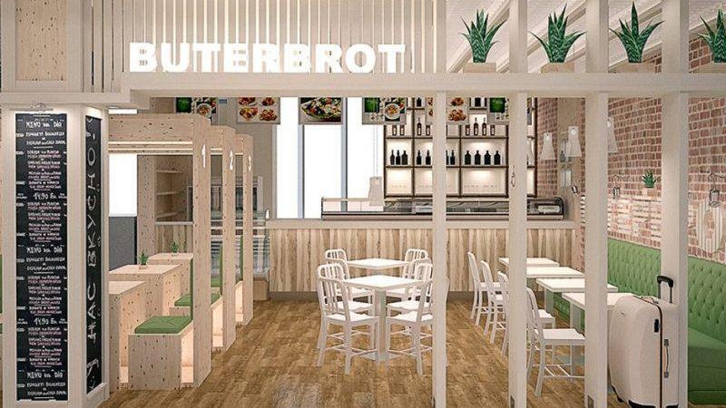 рестораны и кафе аэропорта Домодедово