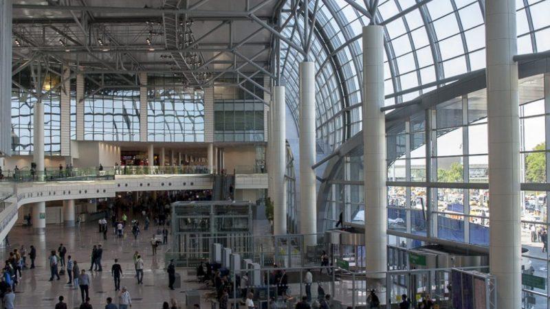 самые крупные аэропорты России