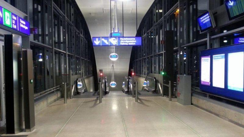 как добраться до аэропорта Хельсинки из Хельсинки на автобусе