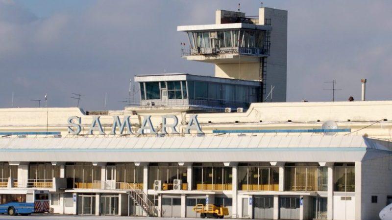 стоимость такси Самара аэропорт «Курумоч»