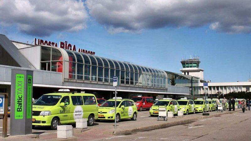 аэропорт «Рига» как добраться до города