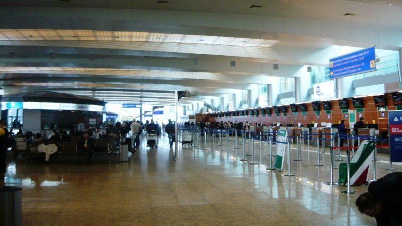 самый большой аэропорт в Москве по площади