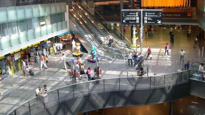 рейтинг аэропортов мира