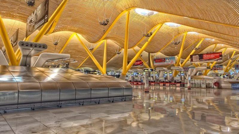 как добраться из аэропорта Мадрида до центра Мадрида