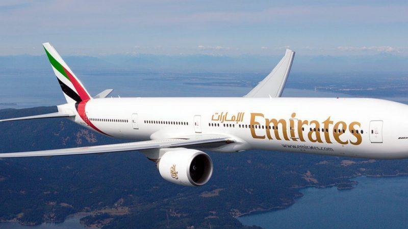 Boeing 777-300ER Emirates схема салона лучшие места