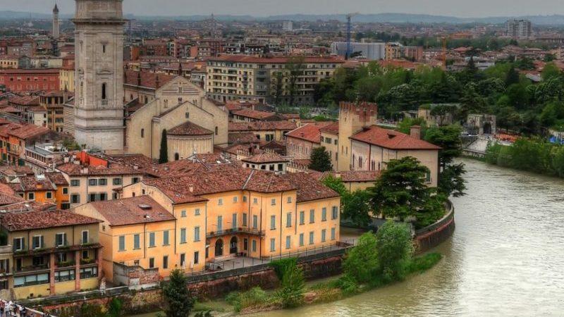 прямые перелеты Москва Италия