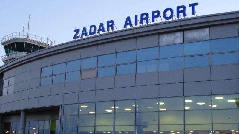 аэропорты Хорватии на карте2