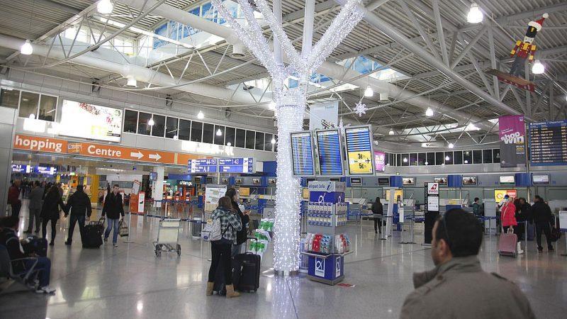 как добраться из аэропорта Афин до Афин