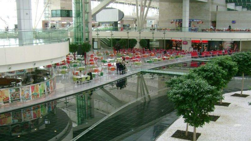 аэропорт Аланья Турция
