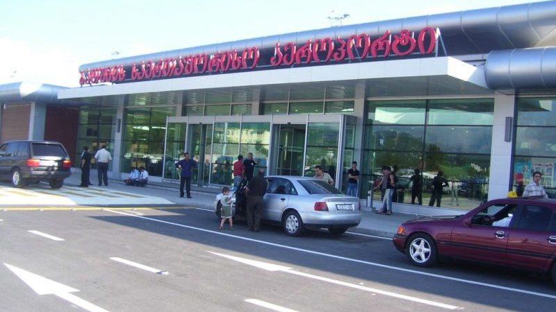 международные аэропорты Грузии