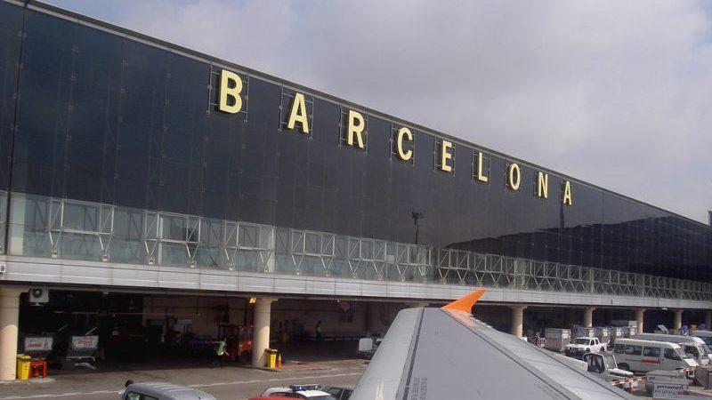 сколько лететь до Барселоны из СПб