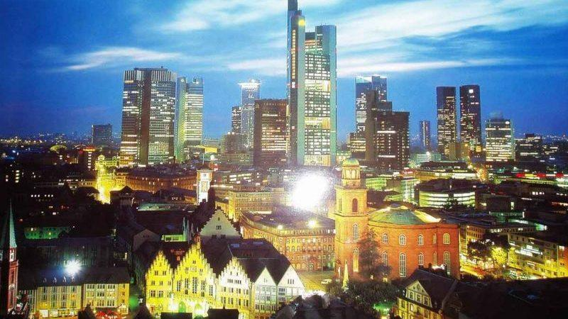 сколько лететь до Франкфурта из Москвы
