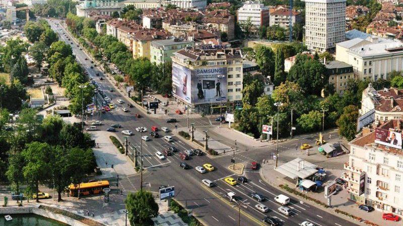 сколько лететь из Санкт-Петербурга до Болгарии