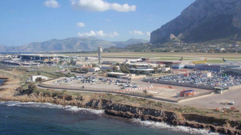международные аэропорты Сицилии