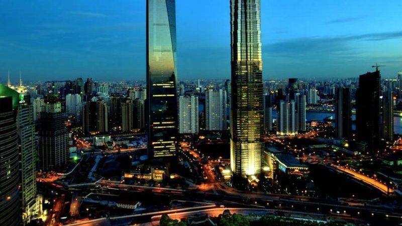 Москва Шанхай время полета